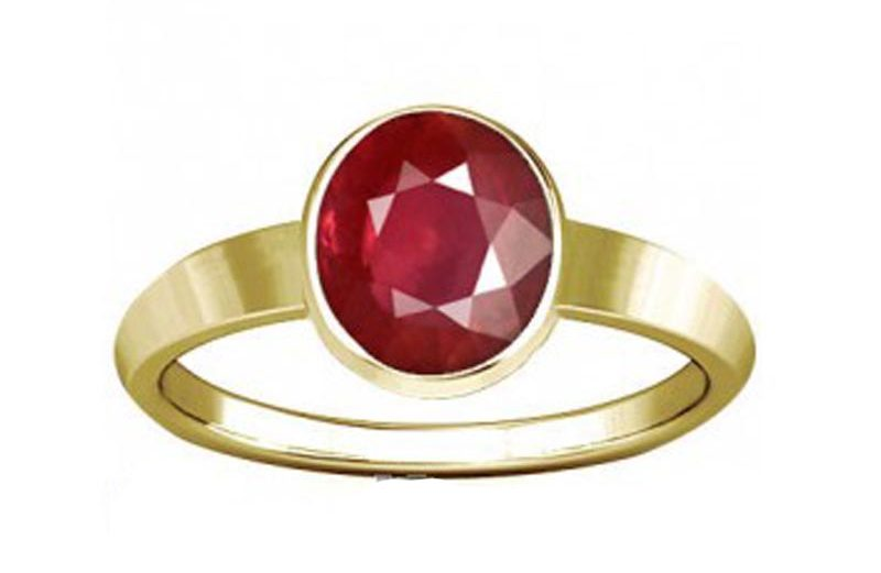 Ruby (Manik)- Ring